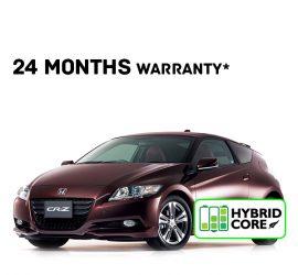 Honda CRZ Hybrid